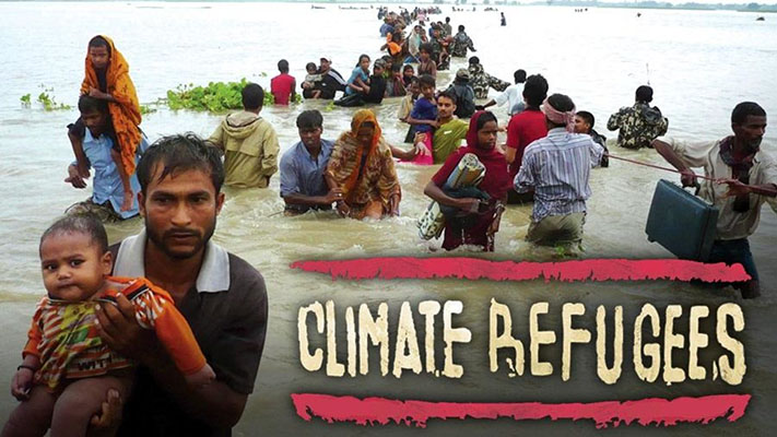 Climate Refugees documentary image