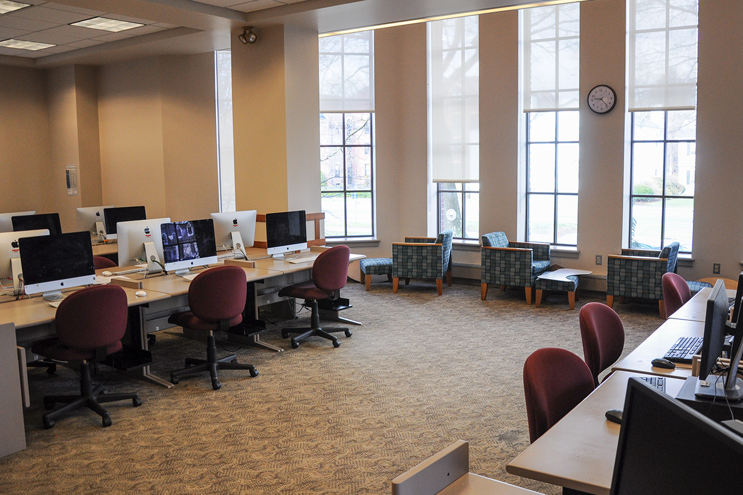 Information Commons Photo
