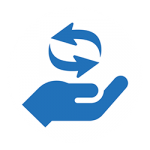 Circulation Desk Icon