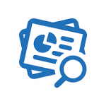 Research Help Desk Icon