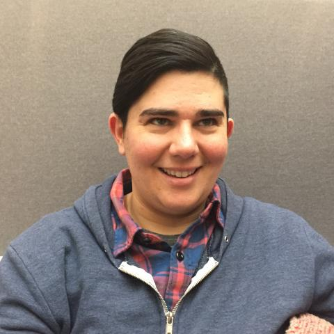 Caro Pinto, Librarian and Instructional Technology Liaison, Mount Holyoke College